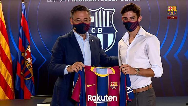 Transfer haberleri | Barcelona, Trincaoyu transfer etti
