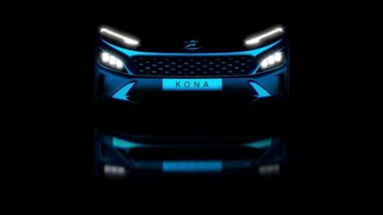 Hyundai Kona yenileniyor