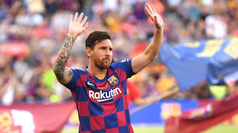 Messi, Barcelonada sağlık kontrolüne katılmadı