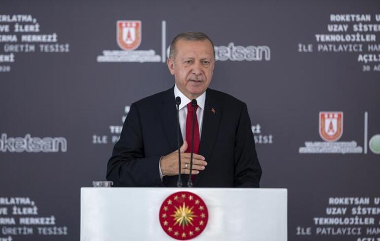 Son dakika Cumhurbaşkanı Erdoğan, Milli olarak geliştirildi dedi ve müjdeyi verdi