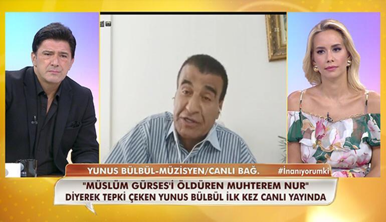 Yunus Bülbülden Muhterem Nur özrü Tepki çeken sözlerine açıklık getirdi