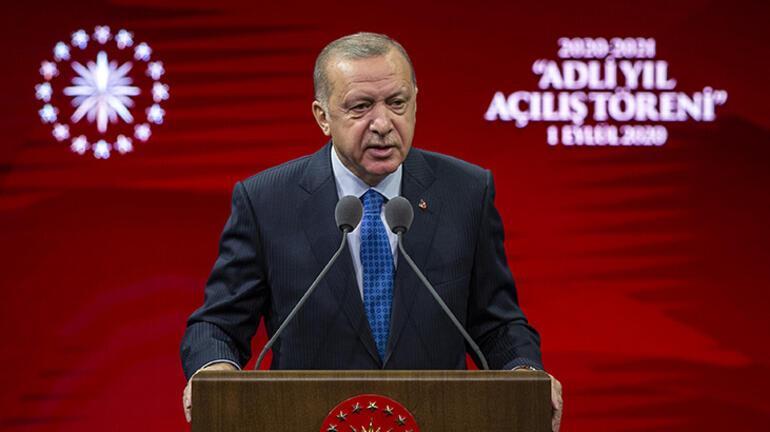 Son dakika... İstanbul Barosuna asılan pankarta Cumhurbaşkanı Erdoğandan sert tepki