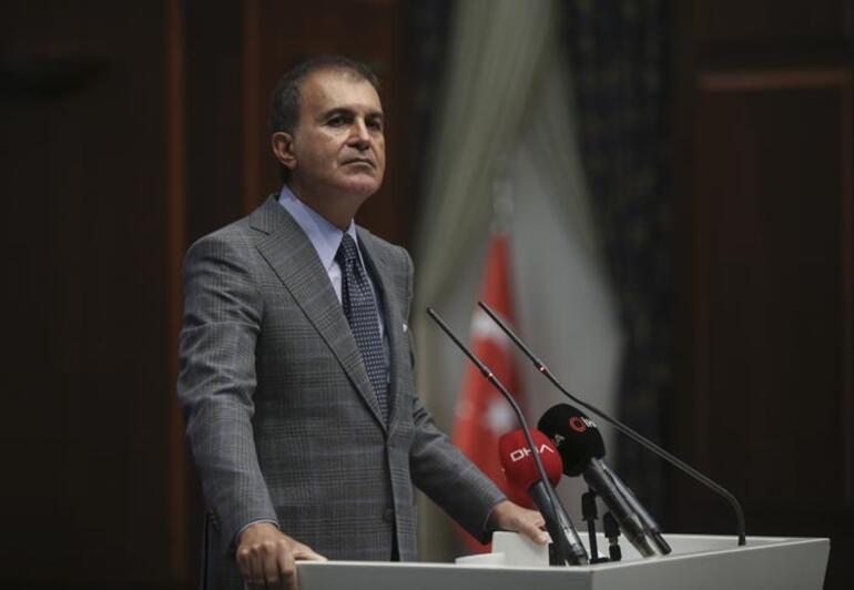 Son dakika... AK Parti Sözcüsü Çelik: Yunanistan boyunu aşan işlere kalkışıyor