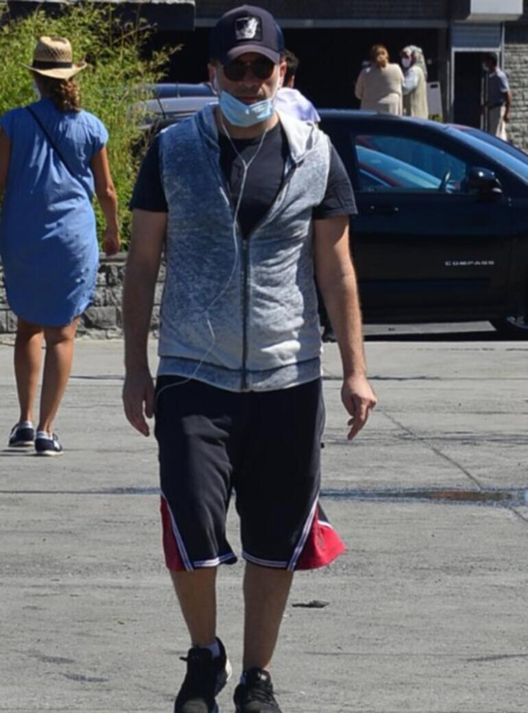 Murat Cemcirin pandemi kiloları