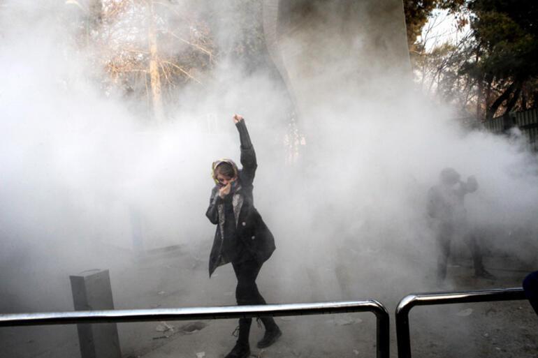 Uluslararası Af Örgütü: İranda protestolar sonrası yaygın işkence ve cinsel şiddet uygulandı