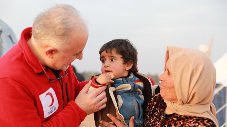Kızılay Başkanı Kerem Kınık'tan insani yardımları büyütmek için Kırmızı Finans önerisi