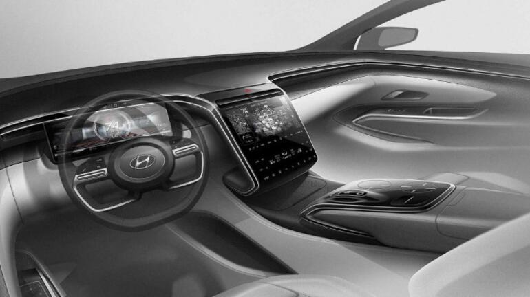 Yeni Hyundai Tucsonun görselleri sızdırıldı