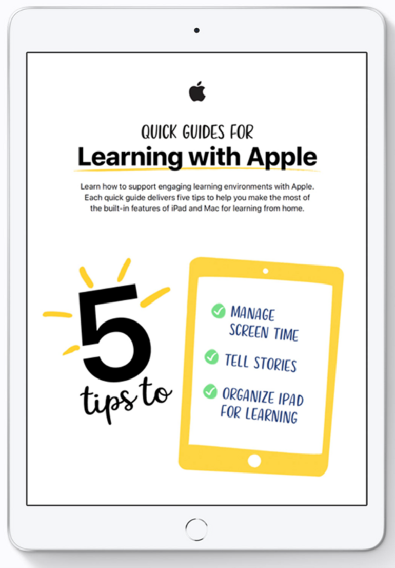iPad ile Okula Dönüş