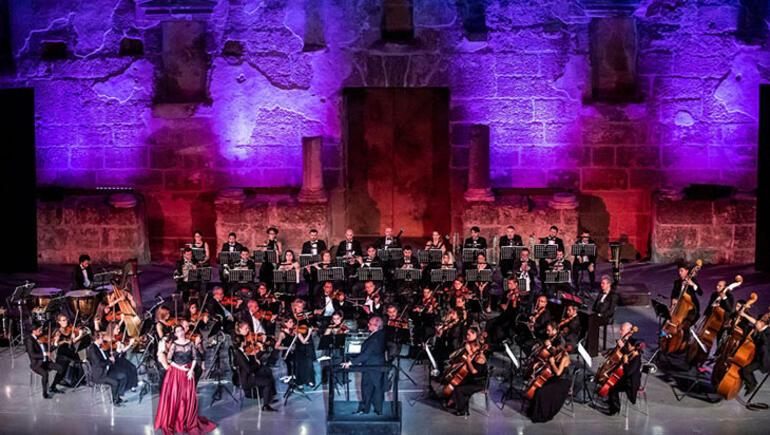 27. Uluslararası Aspendos Opera ve Bale Festivalinde gala heyecanı