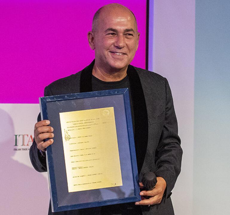 Ferzan Özpeteke SIAE Özel Ödülü