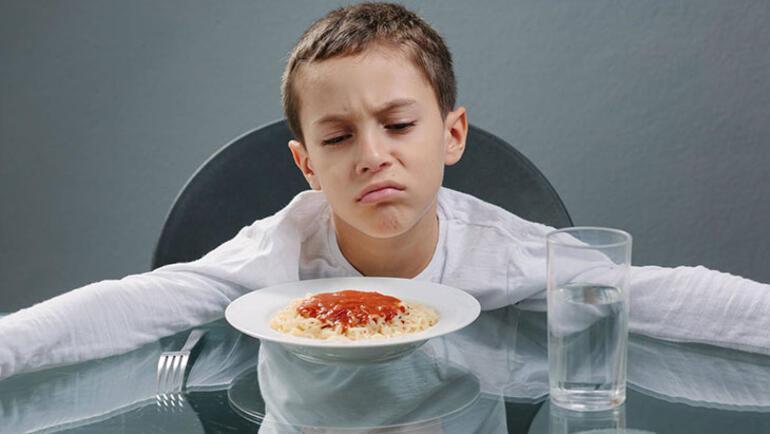 Çocuğum neden yemek yemiyor İşte sebepleri