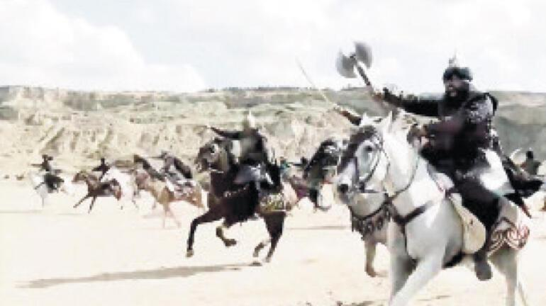 EKRANDA OSMANLI REKABETİ
