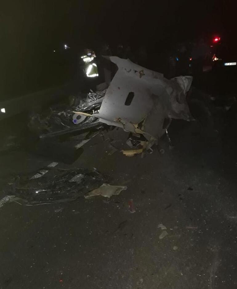 Son dakika: Mardinde feci kaza Çok sayıda ölü ve yaralı var