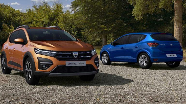 Dacia o modelleri yeniliyor