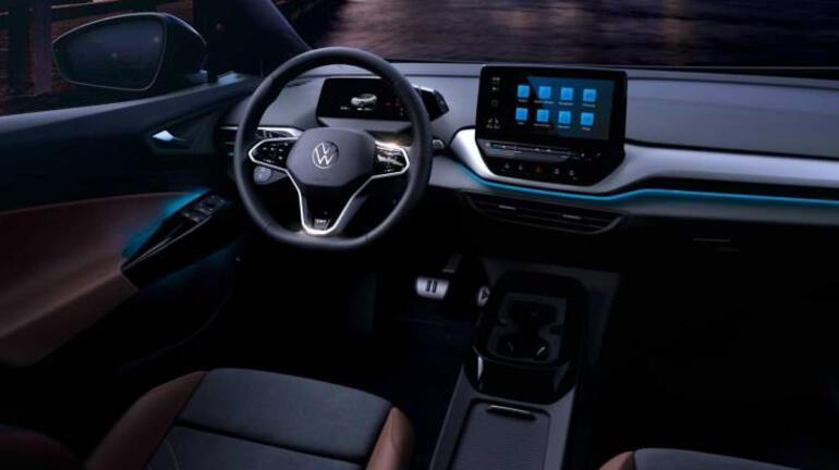 Volkswagen ID.4ün kabin görselleri sızdırıldı