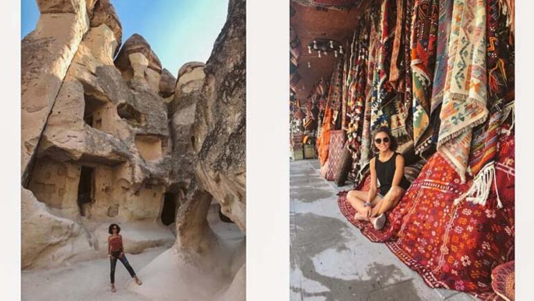 Büyülü Atmosfere Sahip Kapadokya'da Gezilecek Yerler