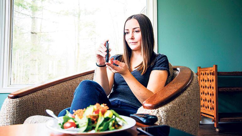 Sebze, meyve ve tam tahıllar diyabet riskini azaltıyor