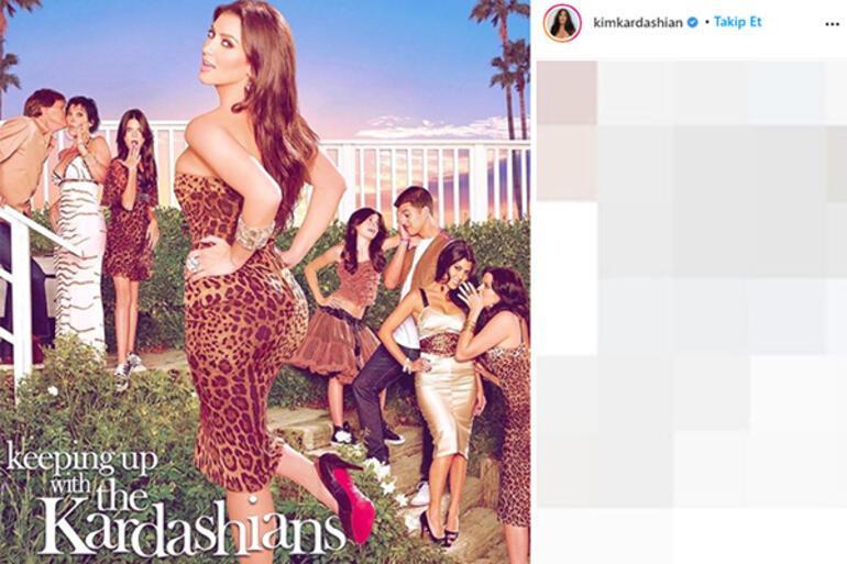 Keeping Up with the Kardashians programı sona eriyor