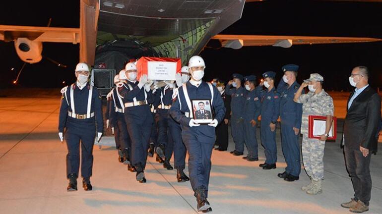 Son dakika | Vandan acı haber Bir yüzbaşı ve iki uzman çavuş şehit oldu