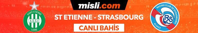 St. Etienne - Strasbourg maçı Tek Maç ve Canlı Bahis seçenekleriyle Misli.com'da