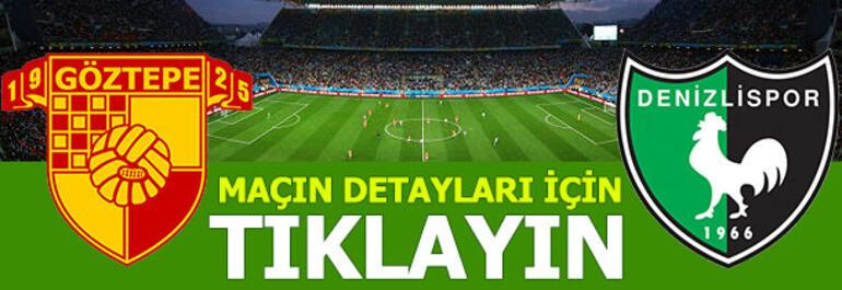 Göztepe - Denizlispor: 5-1