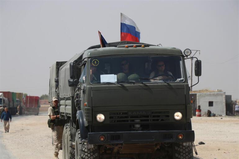 Rusya Türkiye sınırına yığınak yapıyor