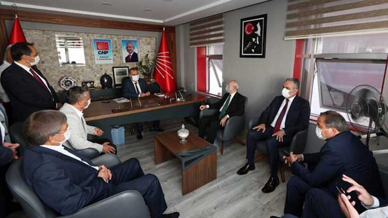 Kemal Kılıçdaroğlu, Muhittin Böcekin son durumunu açıkladı