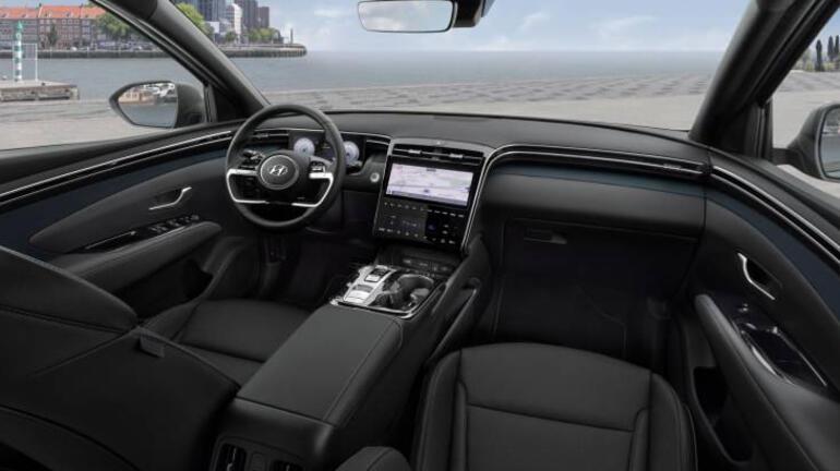Yeni Hyundai Tucson tanıtıldı