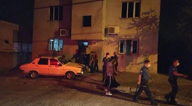 Adanada 2 aile birbirine girdi