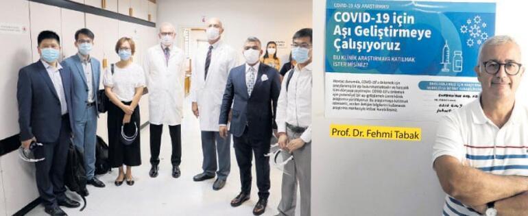 Son dakika... Umut aşısı Türkiyeden başvuru yağıyor