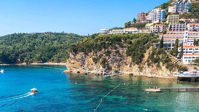 Adriyatik sahillerinde masalsı bir destinasyon
