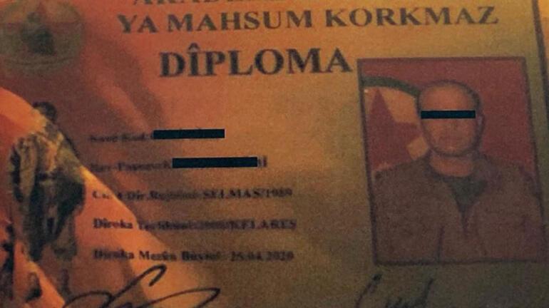 Terör örgütü PKKnın suikast timi sigara içerken fark edildi, etkisiz hale getirildi