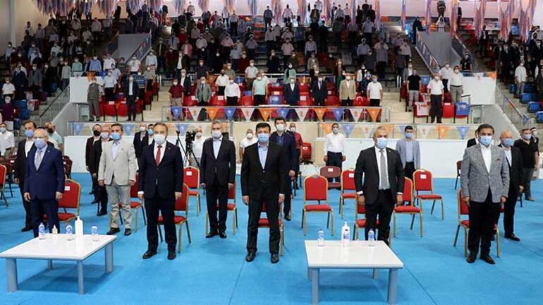 Hamza Dağ, Karabükte partisinin ilçe kongresinde konuştu