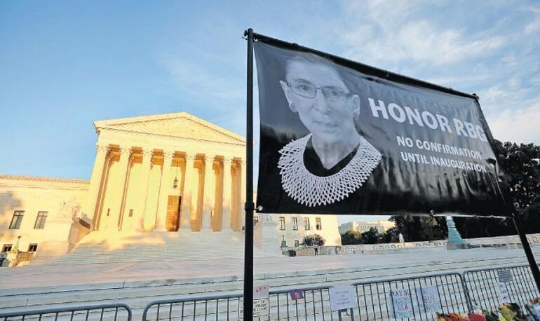 ABD Anayasa Mahkemesi'nde atama polemiği