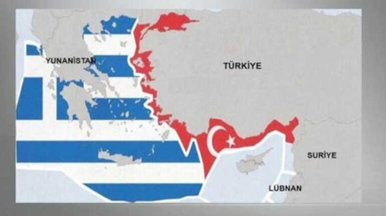 Sevilla haritası nedir, ne anlama gelmektedir Türkiye ve Yunanistan arasında gerilime neden olan Sevilla Haritası hakkında merak edilenler...