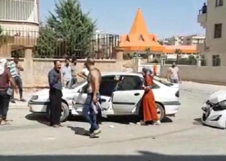 Son dakika... Alışverişe çıkan kızı kaçırdılar Ortalık savaş alanına döndü