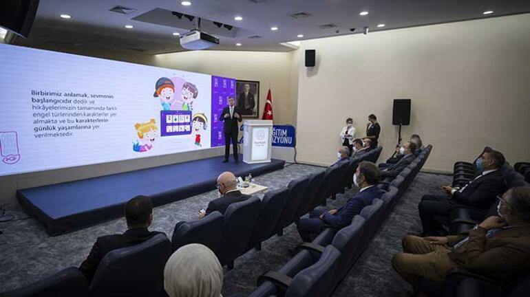 Son dakika... EBA TVde erişim sorunu Bakan Ziya Selçuk açıkladı