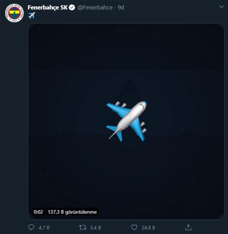 Fenerbahçe Transfer Haberleri   Fenerbahçeden transfer paylaşımı