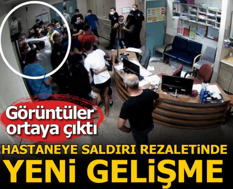 Son dakika... Hastaneye saldırı olayında 2 kişi tutuklandı