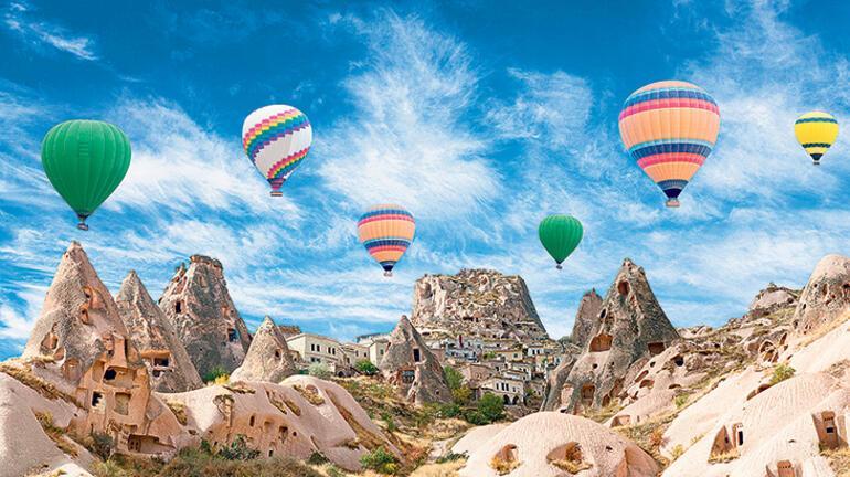 Türkiye'yi keşfe çık
