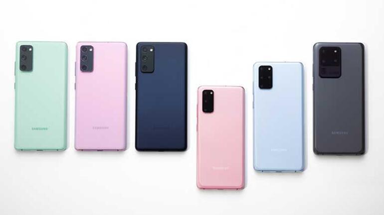 Samsung Galaxy S20 FE resmen tanıtıldı İşte fiyatı ve özellikleri...