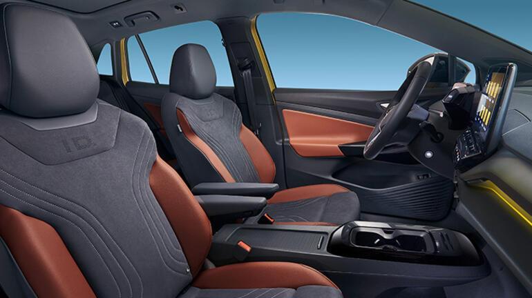 Volkswagen ID.4 yola çıkmaya hazır