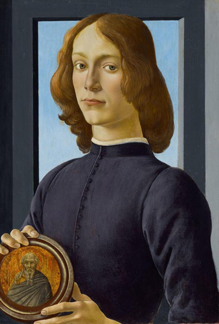 Botticelliye ait tablo satılıyor 80 milyon dolar...