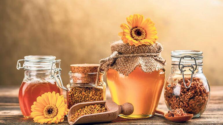 Doğanın nimetleri: Propolis ve arı poleni