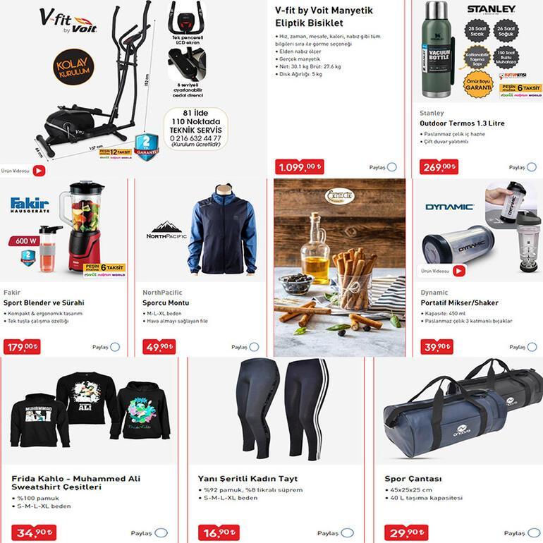 BİM aktüel katalog 25 Eylül | BİMde bu hafta hangi ürünler indirimde, fiyatları ne kadar