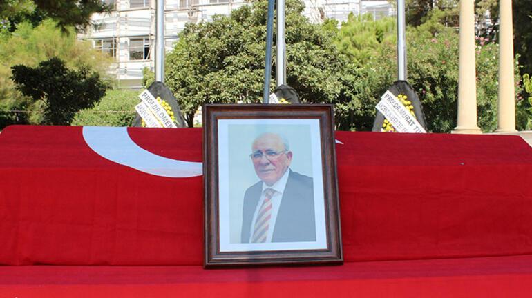 Prof. Dr. Tuncer Karpuzoğlu son yolculuğuna uğurlandı