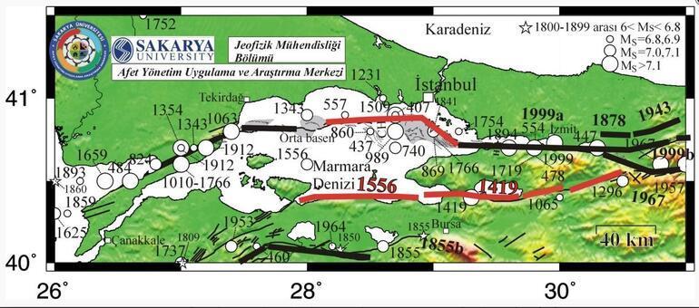 İstanbuldaki depreme ilişkin flaş açıklama
