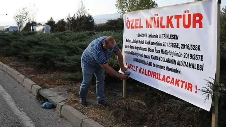 Flaş D-100 karayolu Ankara yönü kapanabilir