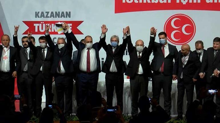 Son dakika... MHP İstanbul İl Başkanlığına Birol Gür yeniden seçildi
