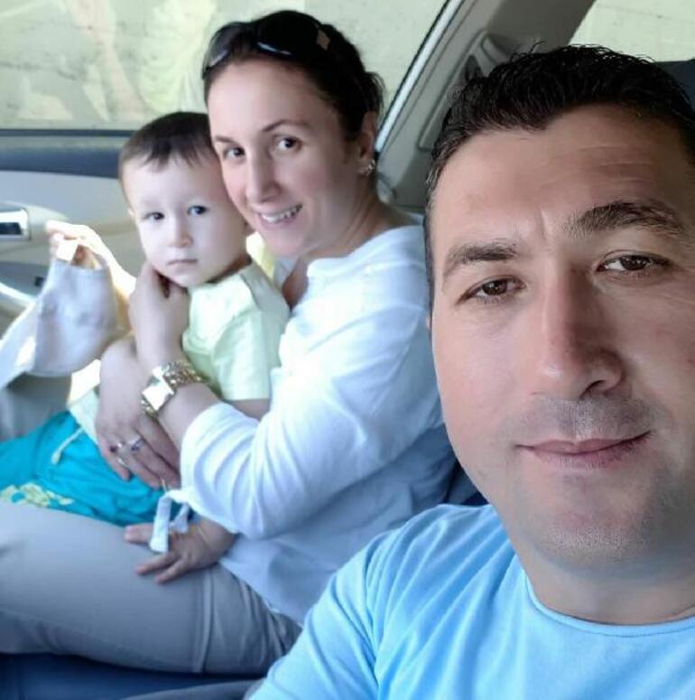 Kahreden kaza Anne baba öldü, iki çocuk yaralı